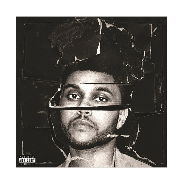 Universal Music Indonesia The Weeknd - Beauty Behind The Madness CD Musik