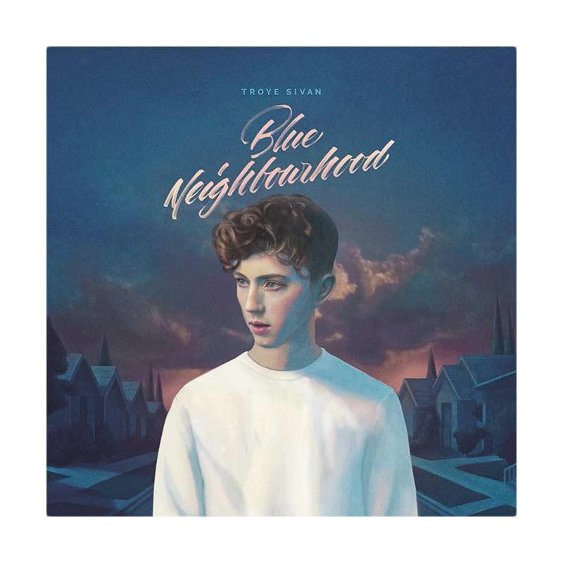 Universal Music Indonesia Troye Sivan - Blue Neighbourhood CD