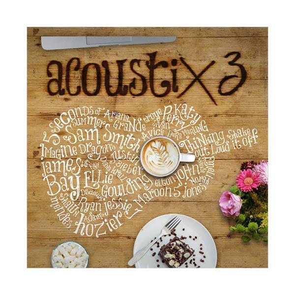 Universal Music Indonesia Various Artist - Acoustix 3
