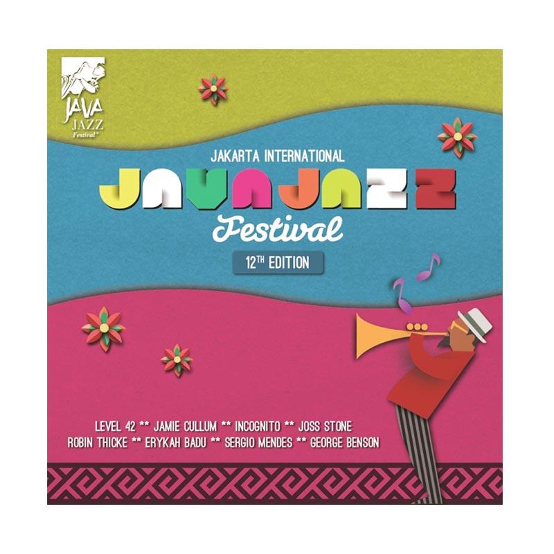 Universal Music Indonesia Various Artist - Java Jazz Festival 2016