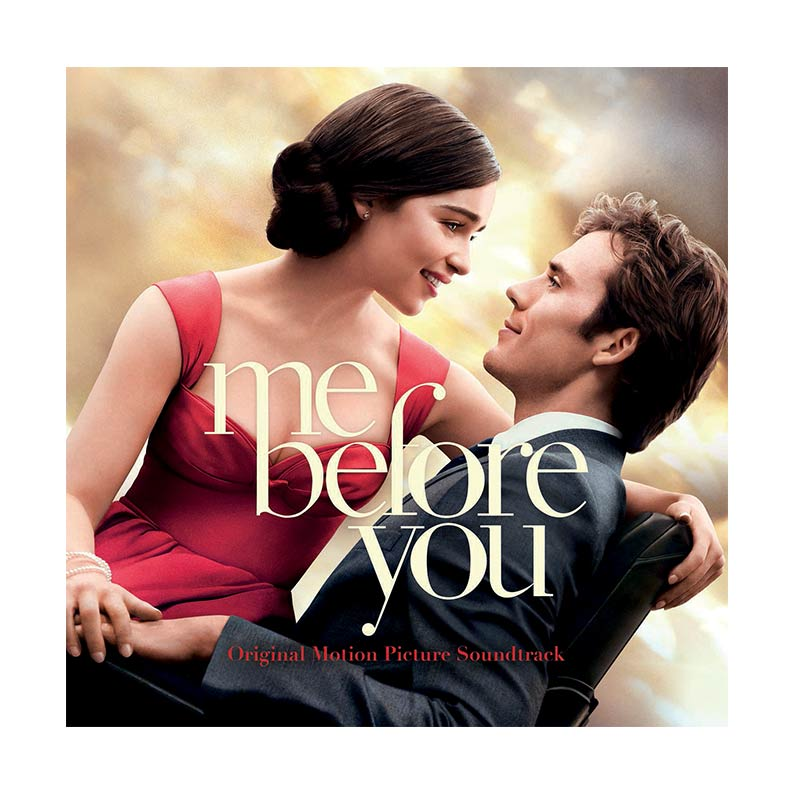 Universal Music Indonesia Various Artist Ost.Me Before You CD Musik