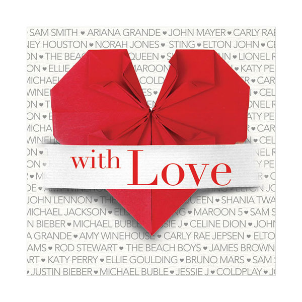 Universal Music Indonesia Various Artist - With Love