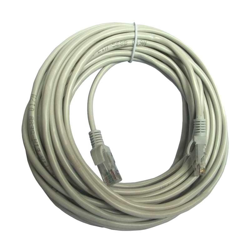 jual universal cat5e rj45 kabel lan 10 meter online harga kualitas terjamin. Black Bedroom Furniture Sets. Home Design Ideas