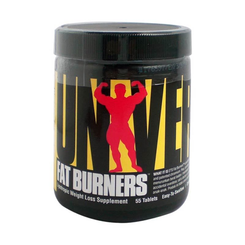 Universal Fat Burner (55 Tabs)