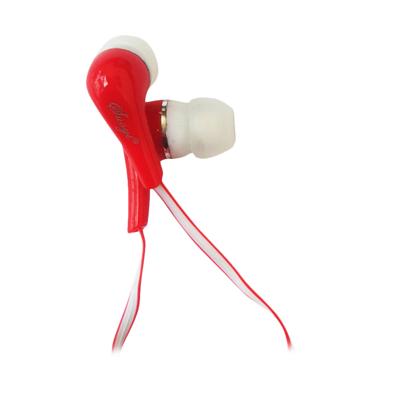 Universal Sounyi S039 Earphone - Merah