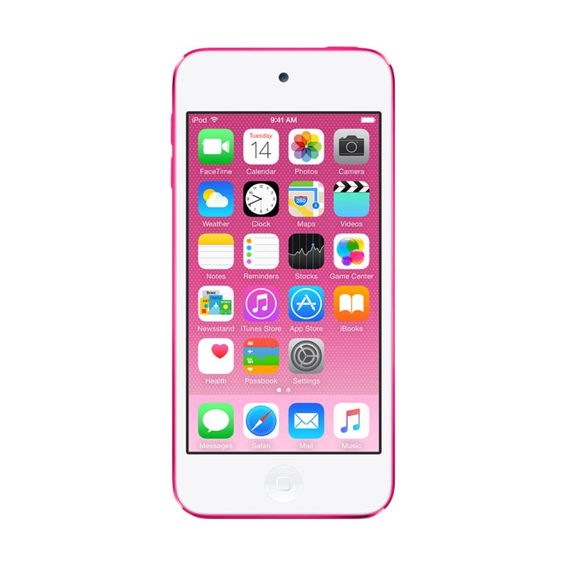 Apple iPod Touch 6th Gen 16GB Pink Portable Player