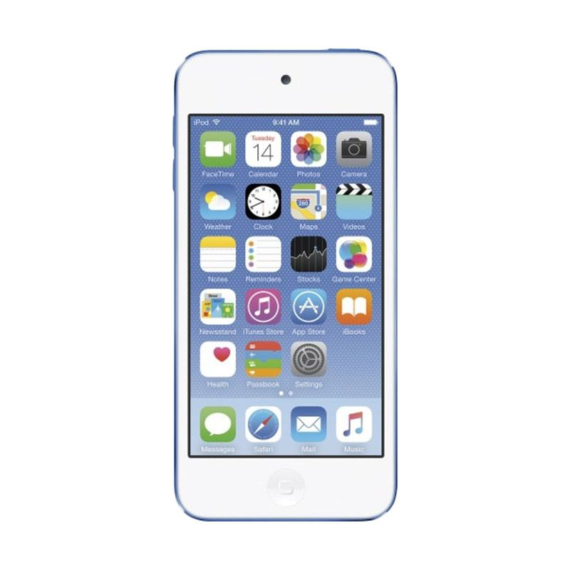 Apple iPod Touch 6th Gen 32GB Blue Portable Player