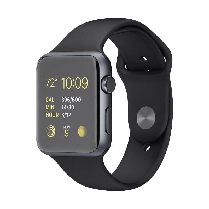 Apple Sport Alumunium Space Gray Smartwatch [42 mm]