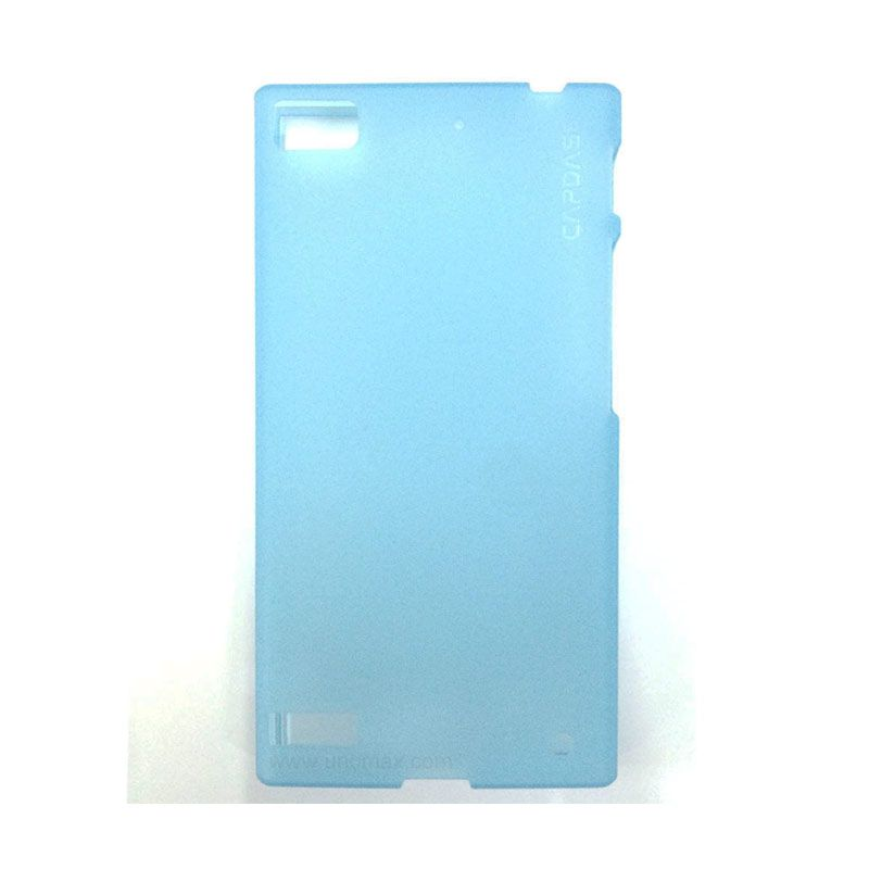 Capdase Soft Jacket Tinted Blue Casing for BlackBerry Z3