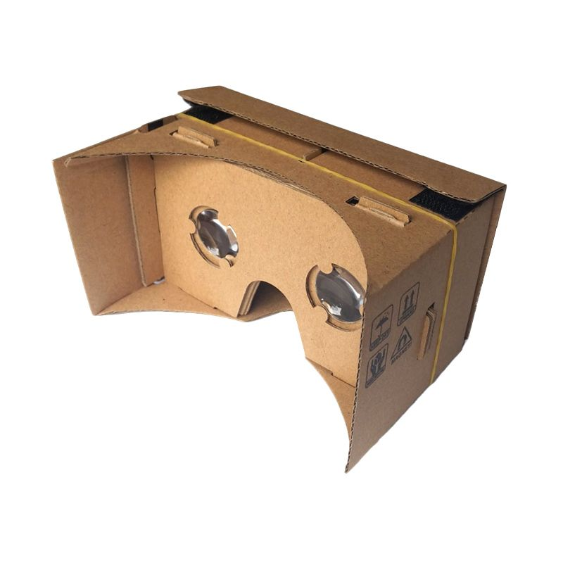 Google VR Value Cardboard Kacamata 3D
