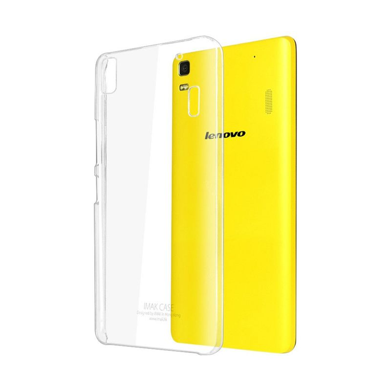 Imak Crystal II Ultra Thin Clear Hardcase Casing for Lenovo A7000 K3 Note