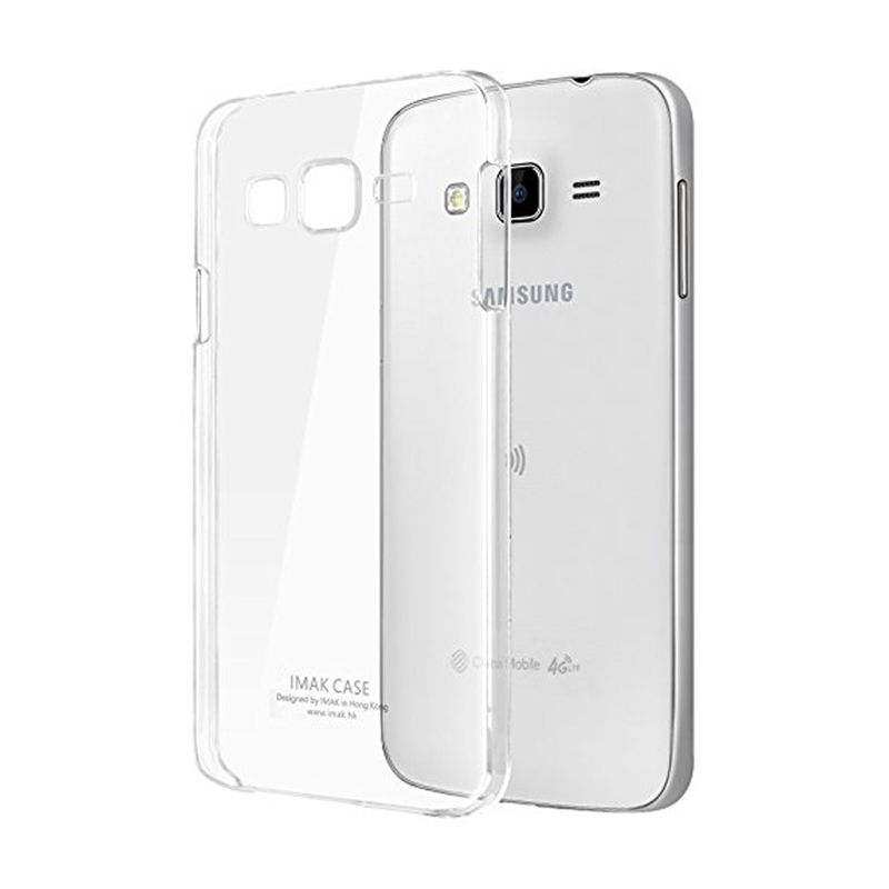 Imak Crystal II Ultra Thin Clear Hardcase Casing for Samsung Galaxy J5