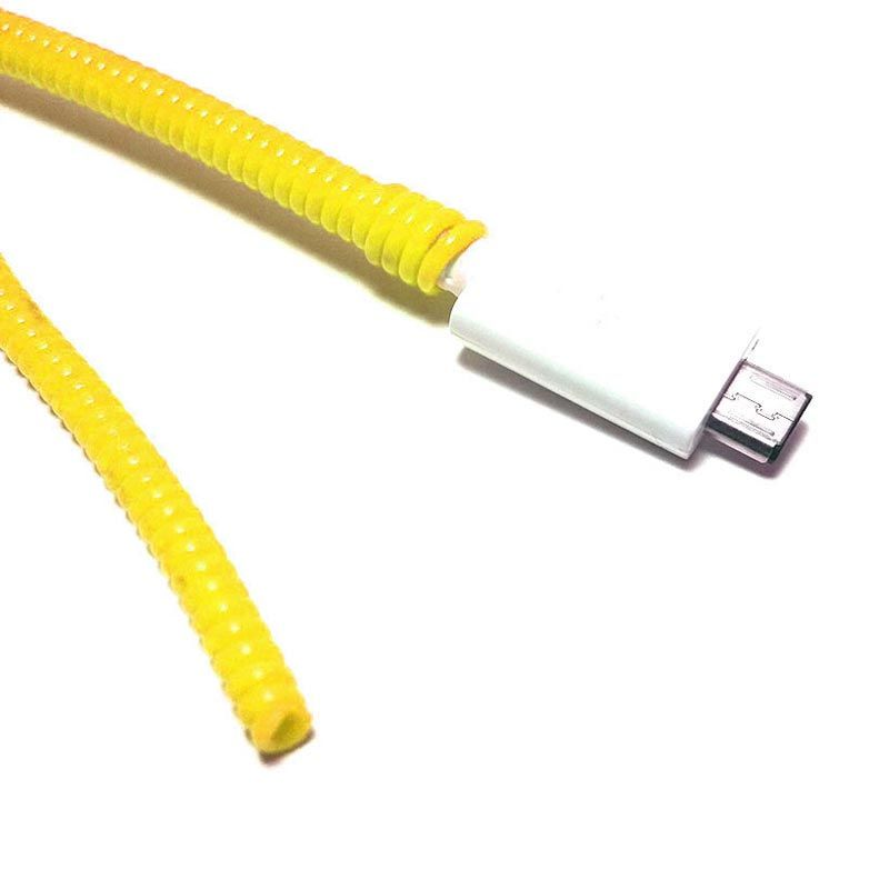Keprot Yellow Cable Protector [40 cm]