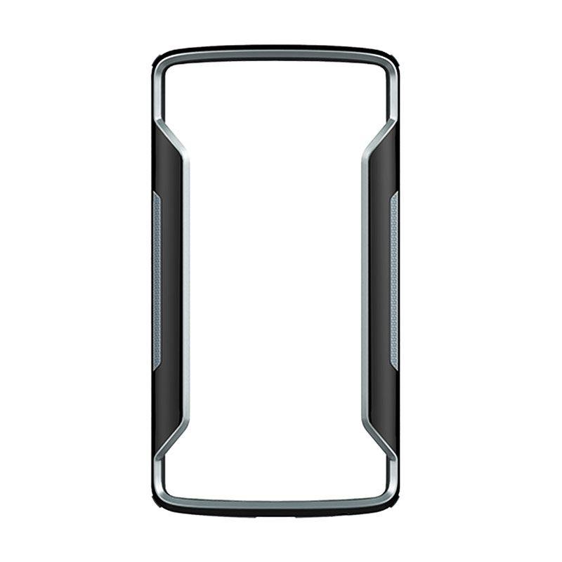 Nillkin Armor Border Bumper Black Casing for LG G3