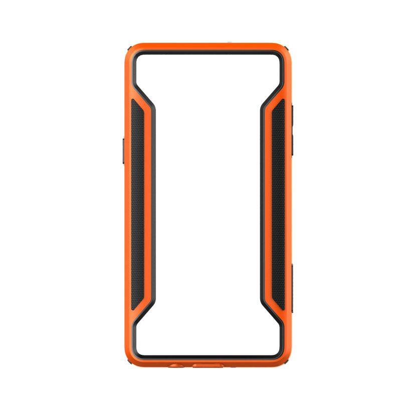 Nillkin Armor Border Bumper Orange Casing for Galaxy A5