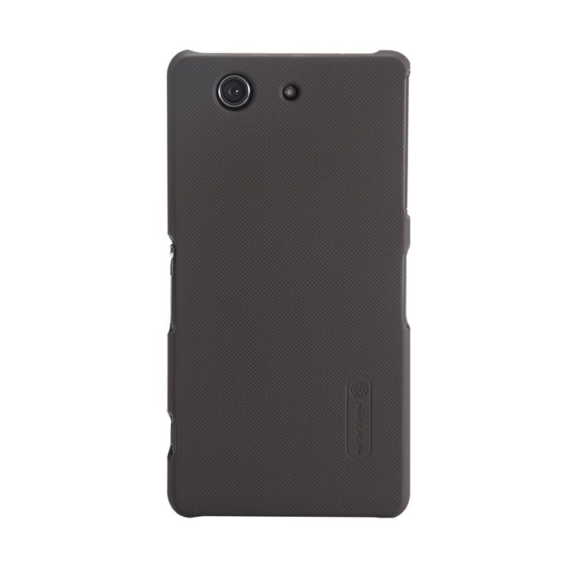 Nillkin Frosted Brown Casing For Sony Xperia Z3 Compact