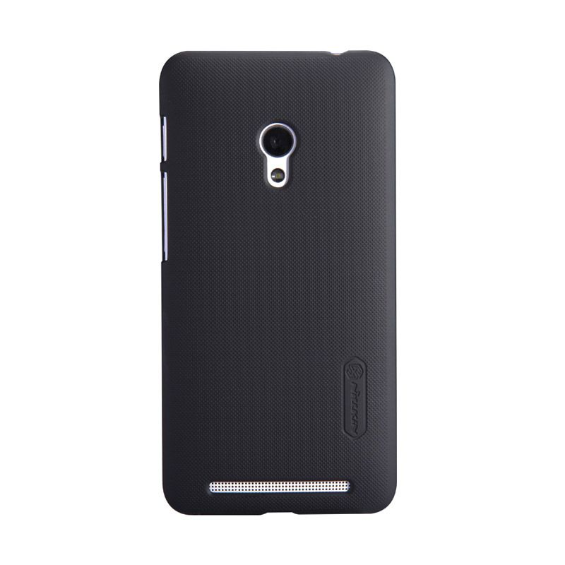 Nillkin Frosted Black Casing For Asus Zenfone 4S