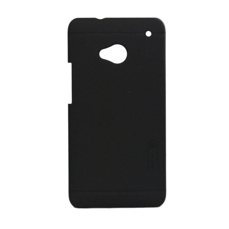 Nillkin Frosted Black Casing for HTC One Dual [802]