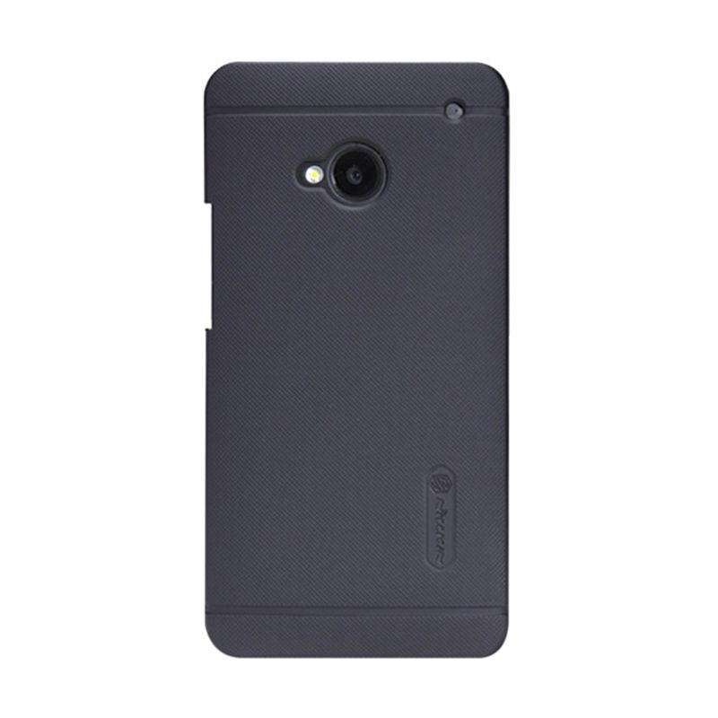 Nillkin Frosted Black Casing for HTC One M7