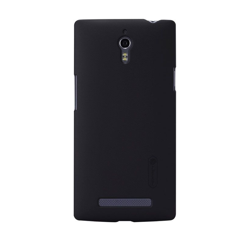 Nillkin Frosted Black Casing for Oppo Find 7