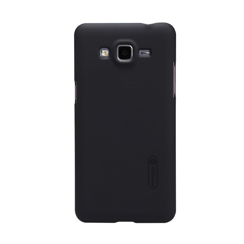 Nillkin Frosted Black Casing For Samsung Galaxy Grand Prime