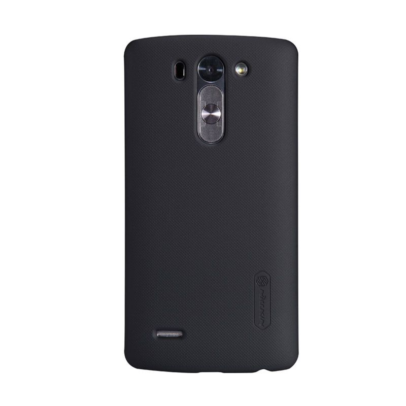 Nillkin Frosted Black Casing LG G3 Beat