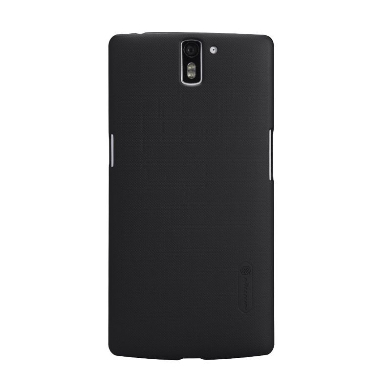 Nillkin Frosted Black Casing OnePlus One
