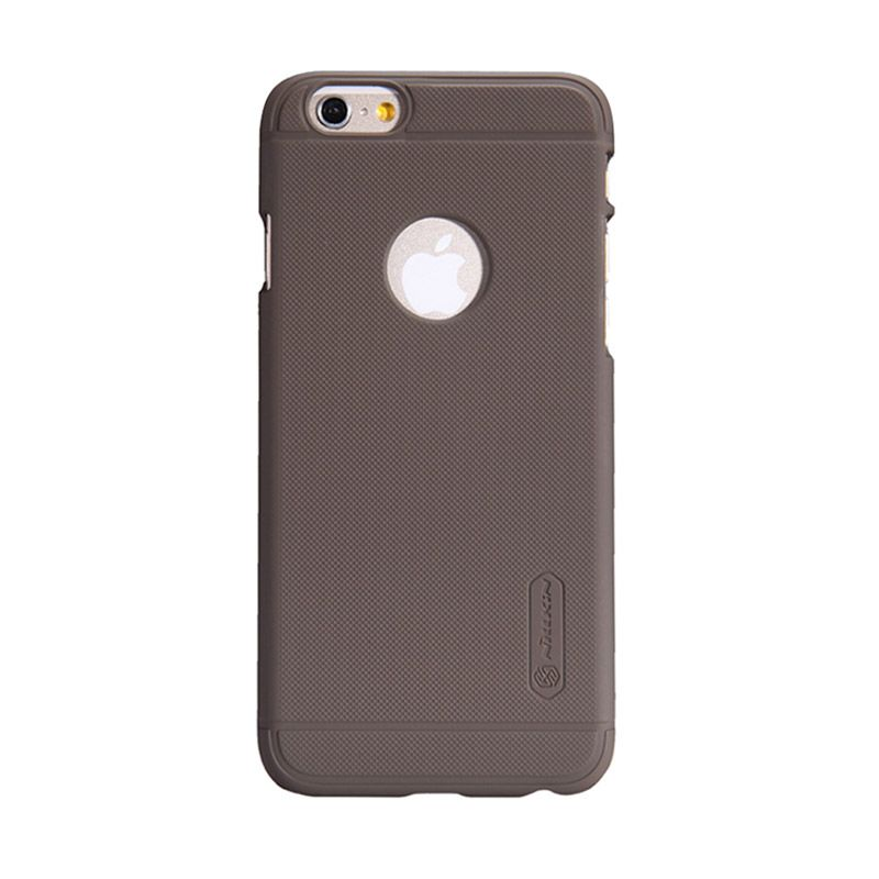 Nillkin Frosted Brown Casing for iPhone 6