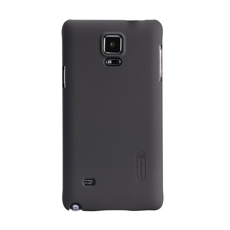 Nillkin Frosted Brown Casing for Samsung Galaxy Note 4