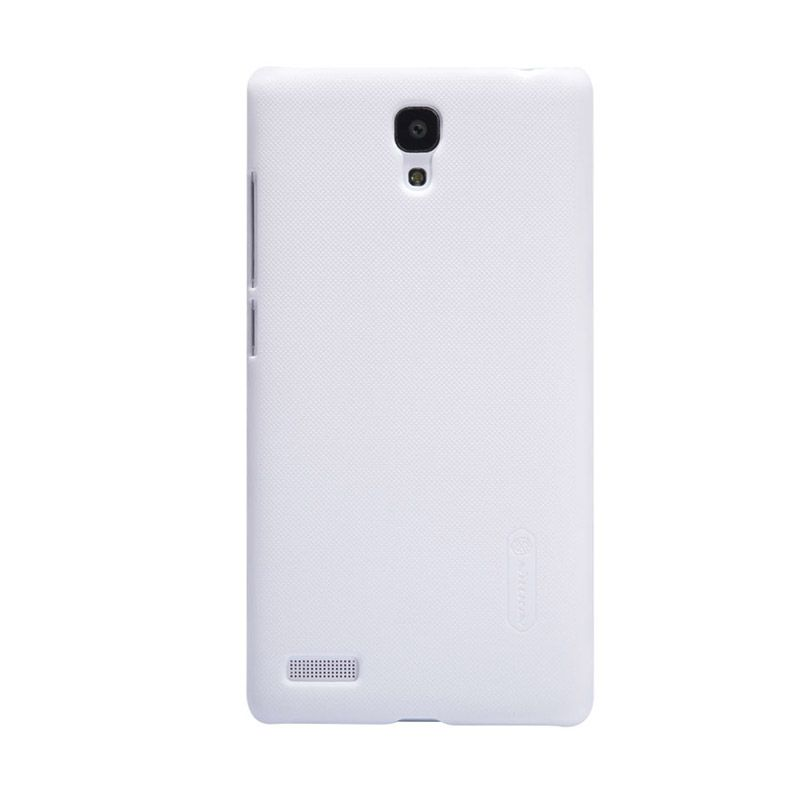 Nillkin Frosted White Casing For Xiaomi Redmi Note