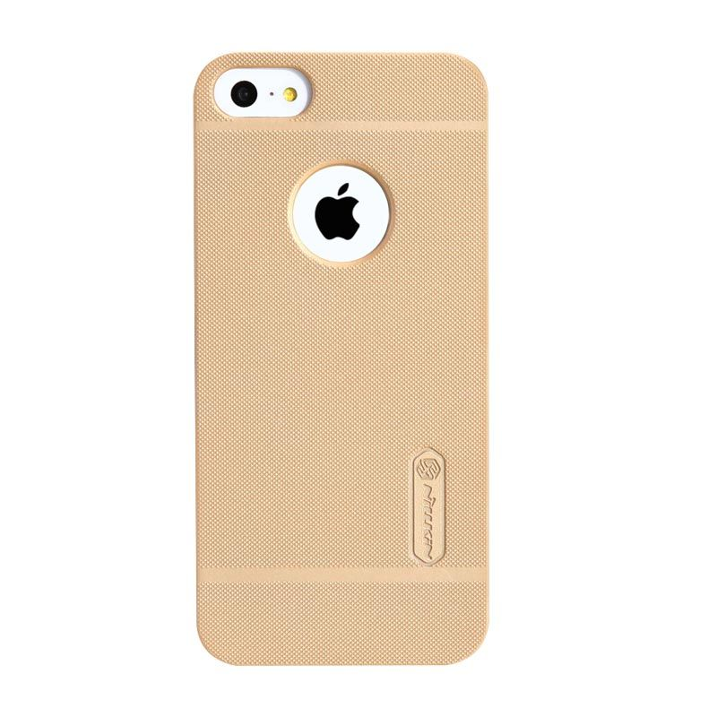 Nillkin Frosted Gold Casing for iPhone 5 or 5S