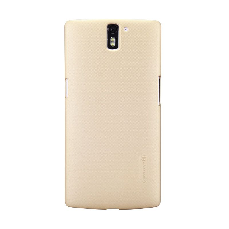 Nillkin Frosted Gold Casing for OnePlus One