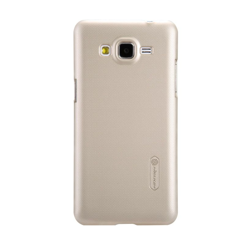 Nillkin Frosted Gold Casing for Samsung Galaxy Grand Prime
