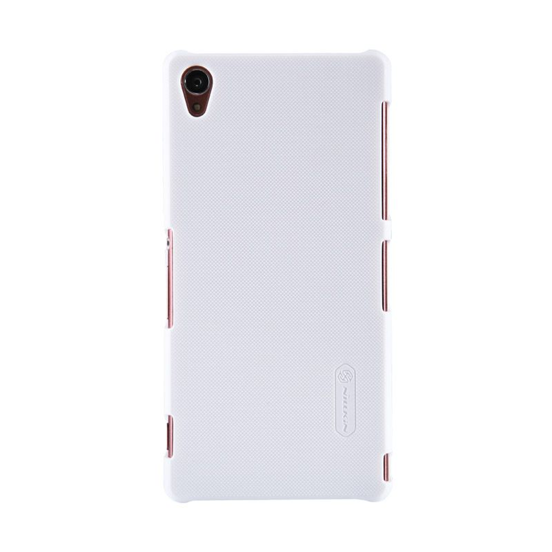 Nillkin Frosted White Casing For Sony Xperia Z3