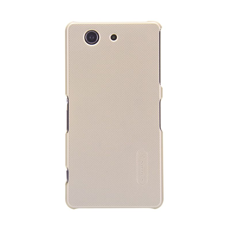 Nillkin Frosted Gold Casing For Sony Xperia Z3 Compact