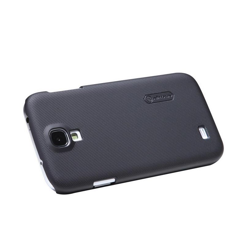 Nillkin Frosted Hard Black Casing for Samsung Galaxy S4