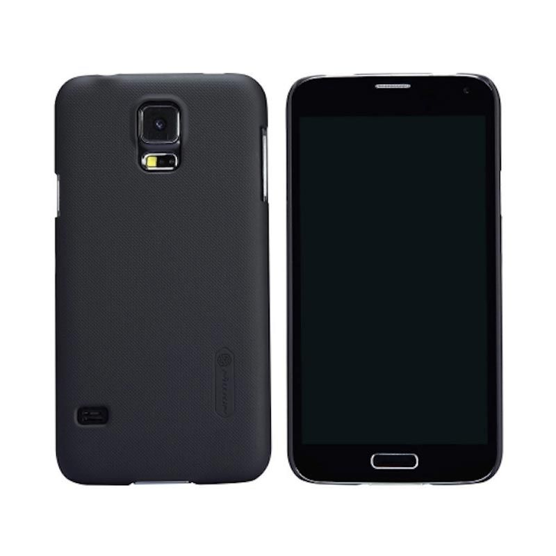 Nillkin Frosted Hard Case Black Casing for Samsung Galaxy S5