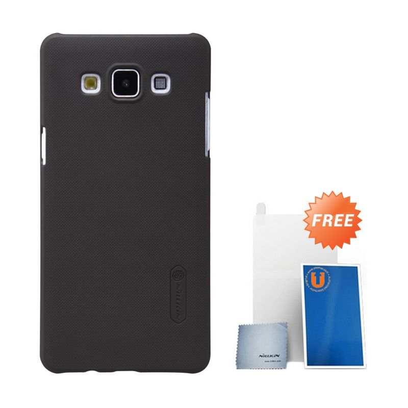 Nillkin Frosted Hard Case Brown Casing for Samsung Galaxy A5