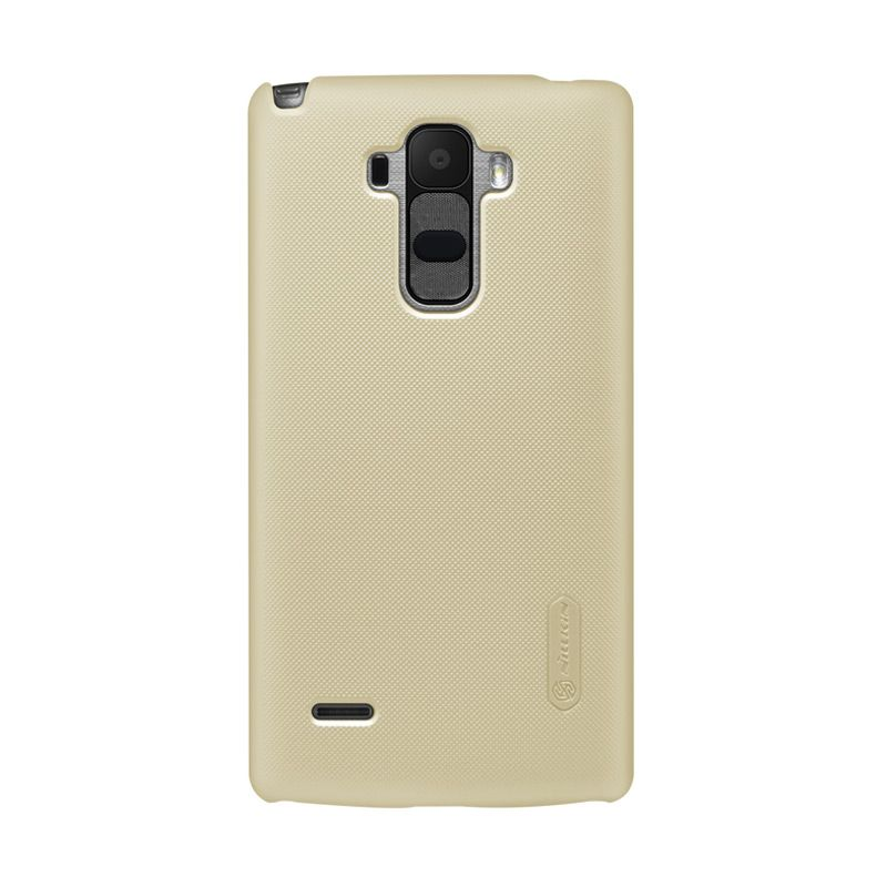 Nillkin Frosted Gold Hardcase Casing for LG G4 Stylus