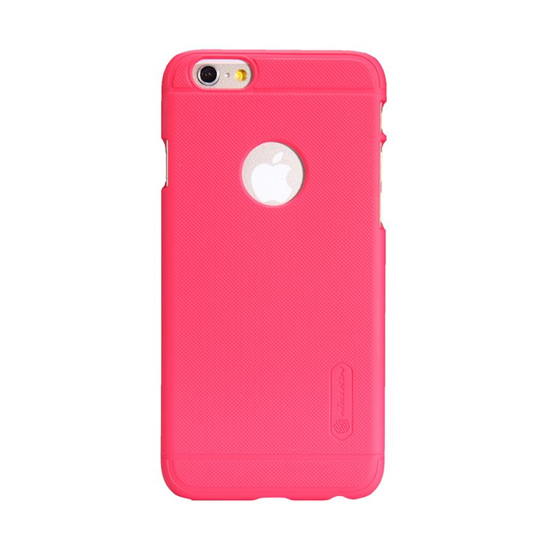 Nillkin Frosted Red Casing For iPhone 6