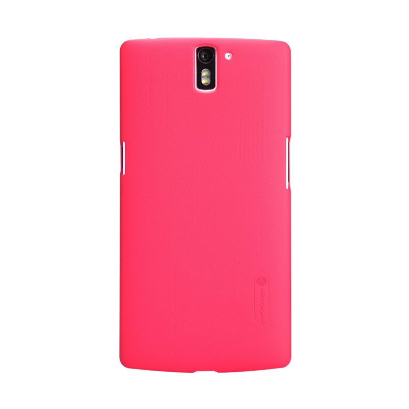 Nillkin Frosted Red Casing for OnePlus One