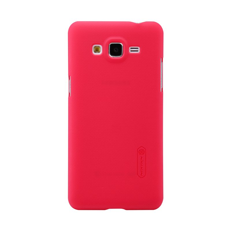 Nillkin Frosted Red Casing for Samsung Galaxy Grand Prime