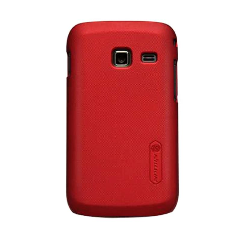 Nillkin Frosted Red Casing for Samsung Galaxy Y Duos