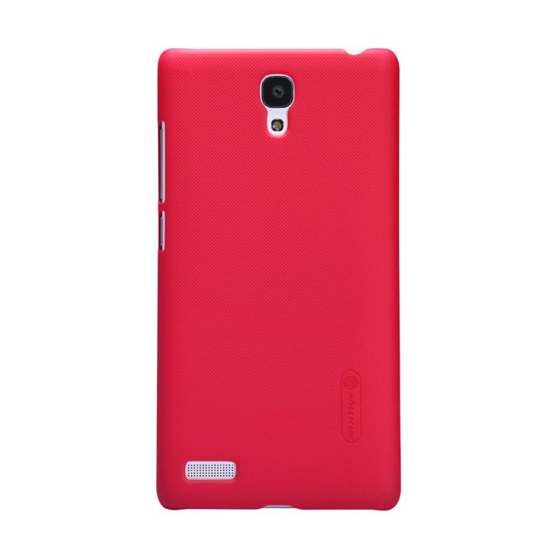 Nillkin Frosted Red Casing for Xiaomi Redmi Note