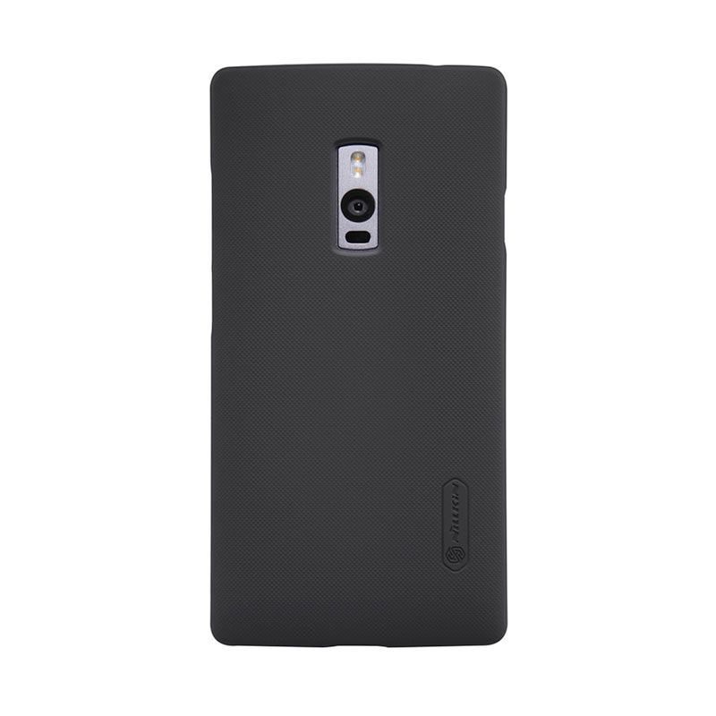 Nillkin Frosted Shield Black Casing for OnePlus2