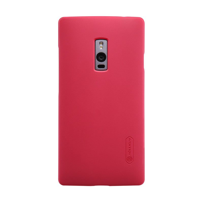Nillkin Frosted Shield Red Casing for OnePlus2