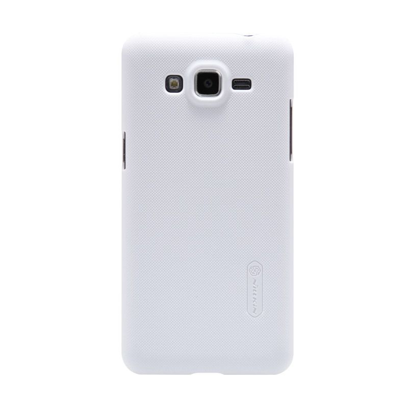 Nillkin Frosted White Casing for Samsung Galaxy Grand Prime