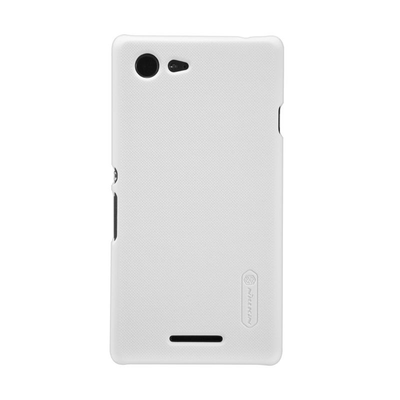 Nillkin Frosted White Casing for Sony Xperia E3