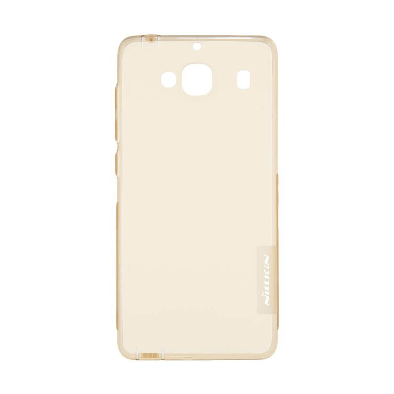Nillkin Nature Brown Case Casing for Xiaomi Redmi 2