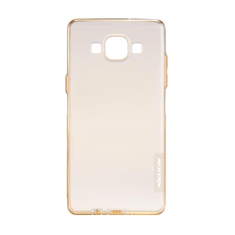 Nillkin Nature Brown Casing for Galaxy A5